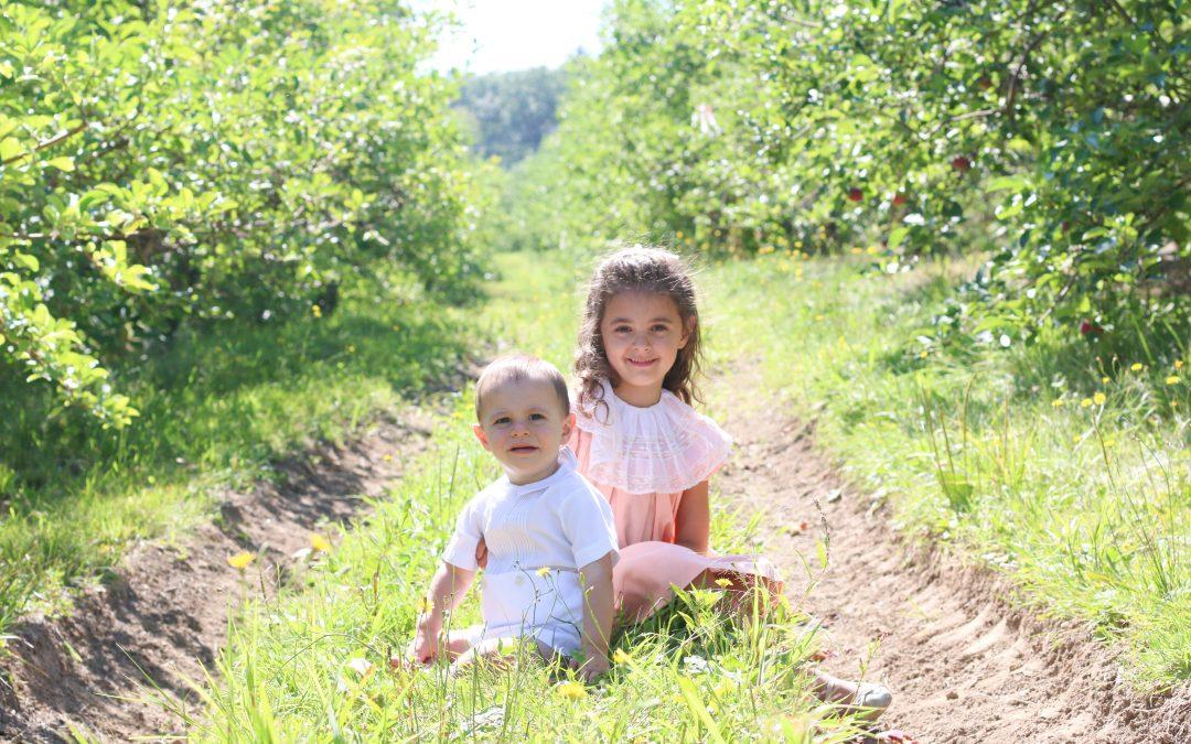 NEW HAMPSHIRE FAMILY PHOTOGRAPHER | ASERMELLY FAMILY