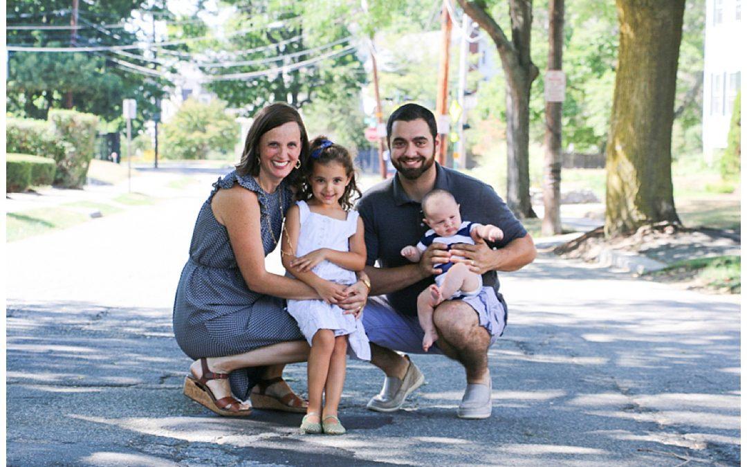 MASSACHUSETTS FAMILY PHOTOGRAPHER | ASERMELLY FAMILY