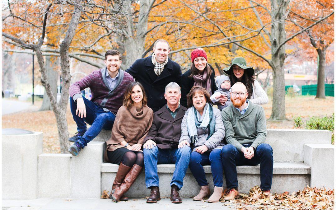 MASSACHUSETTS FAMILY PHOTOGRAPHER | HOWE FAMILY