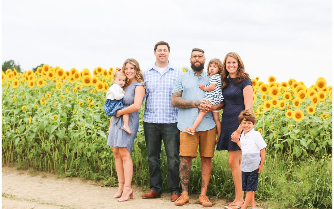 NEW HAMPSHIRE FAMILY PHOTOGRAPHER | GOLDBERG FAMILY