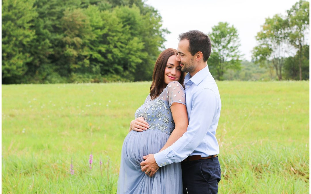 NEW HAMPSHIRE MATERNITY PHOTOGRAPHER | MAGGIE + WILL