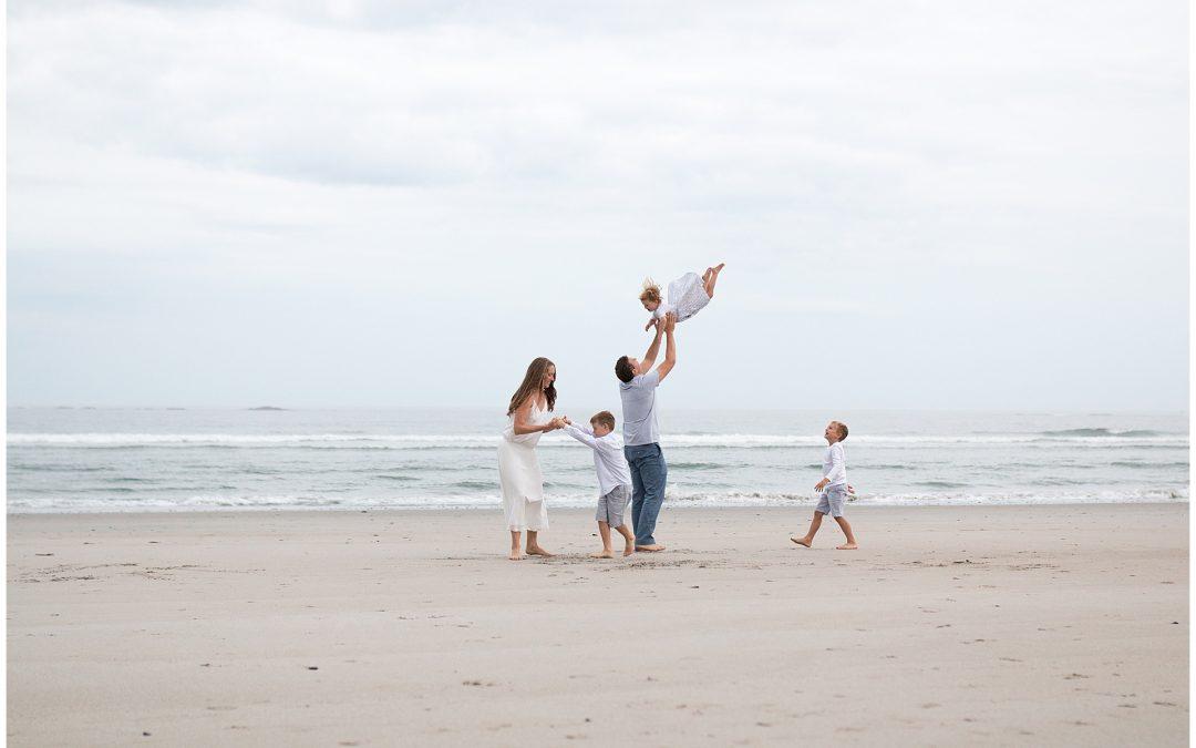 NEW HAMPSHIRE FAMILY PHOTOGRAPHER | GRANT FAMILY