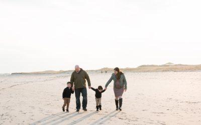 NEW HAMPSHIRE FAMILY PHOTOGRAPHER | MCGOVERN FAMILY