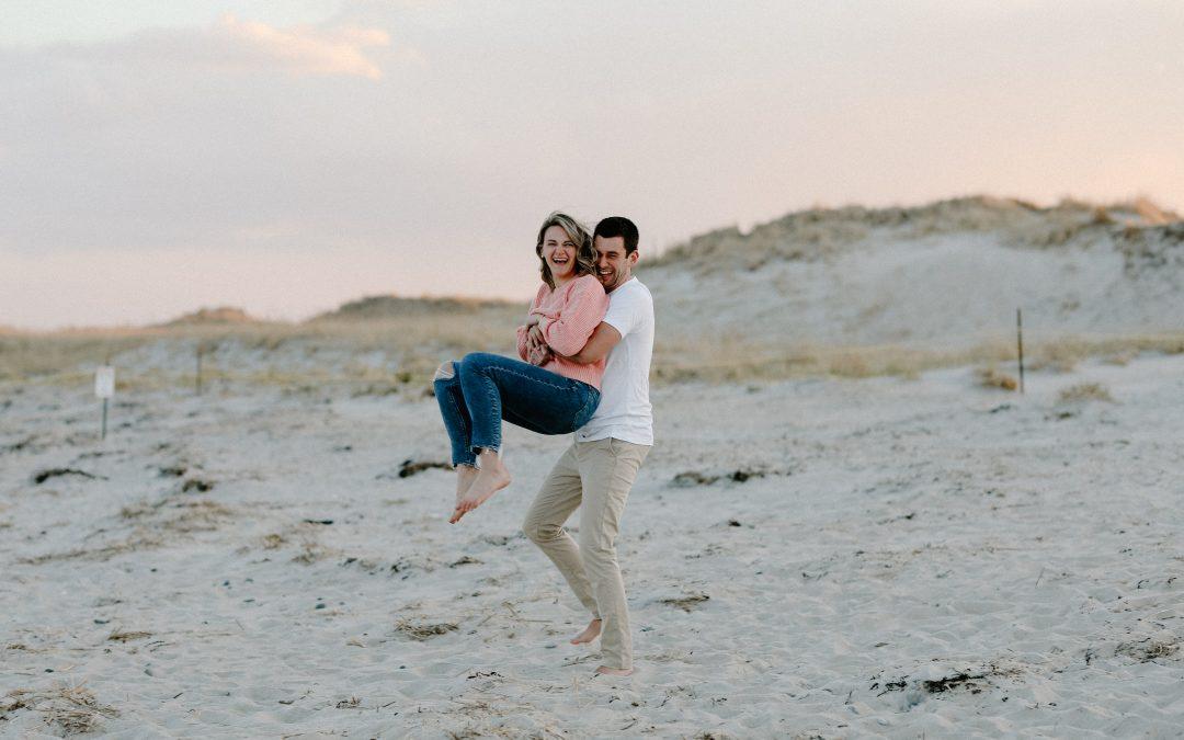 NEW HAMPSHIRE COUPLES PHOTOGRAPHER | DEVIN + KAELENE